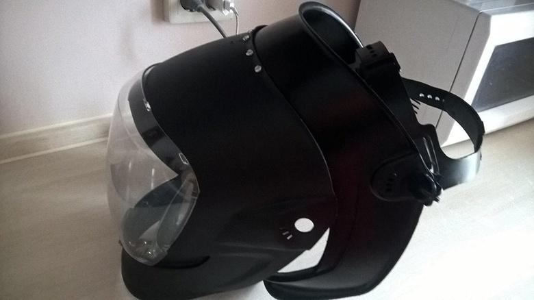 Томские ученые создали шлем дополнительной реальности для спасателей и пожарных