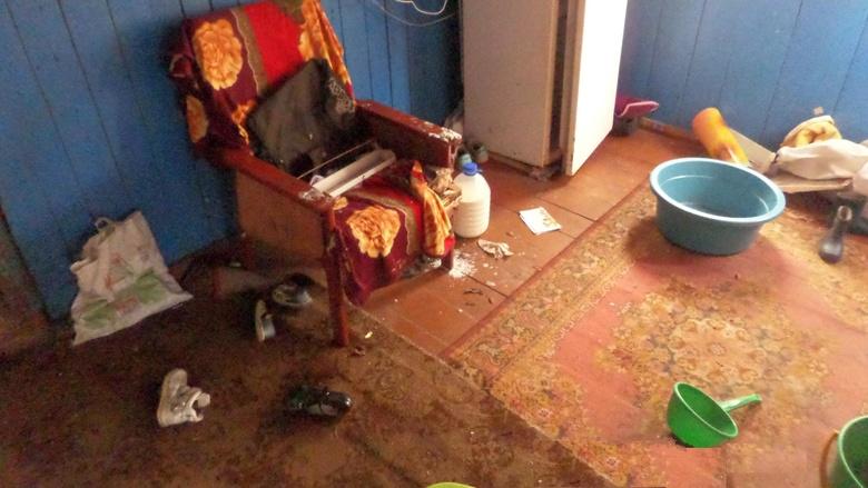 Приставы забрали 4 детей у жительницы Томской области