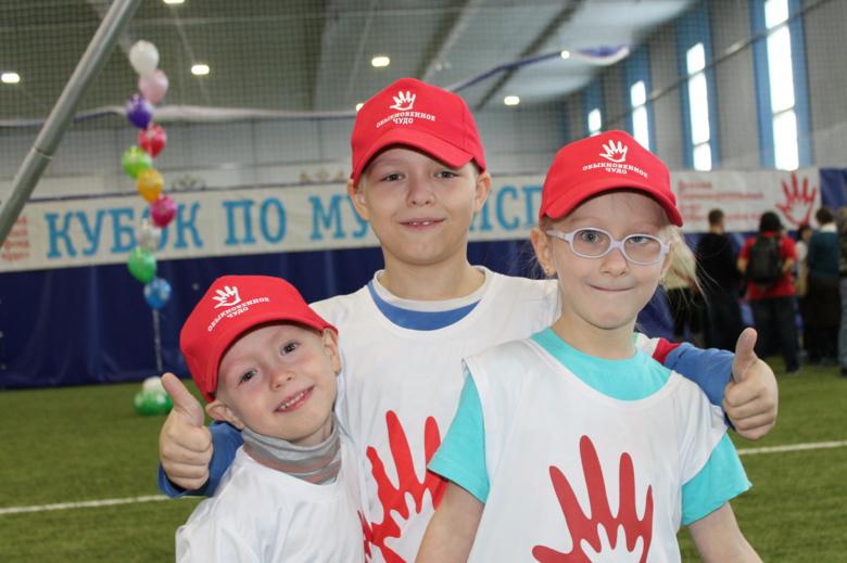 Благотворительный фонд Томска получил 2,1 млн на спортивный проект для инвалидов