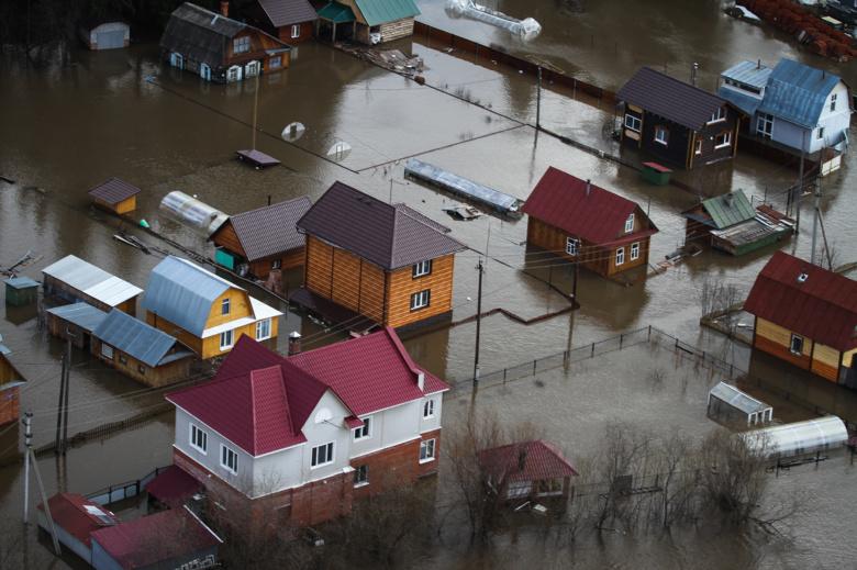 Томские власти создали резерв в 15 млн на случай ЧС во время паводка