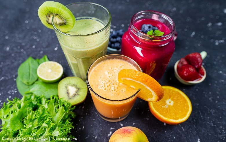 В моем бокале смузи: готовим полезные коктейли из фруктов и овощей