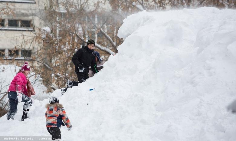 Синоптики рассказали, когда в Томск придет потепление
