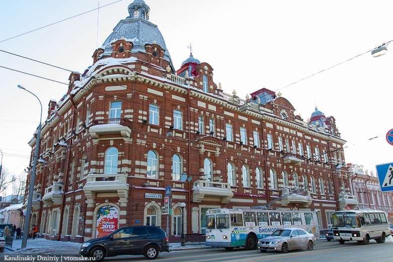 Кандидат от партии ЛДПР подал документы на участие в выборах мэра Томска