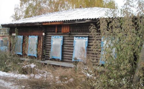 Дом на Кривой, 8