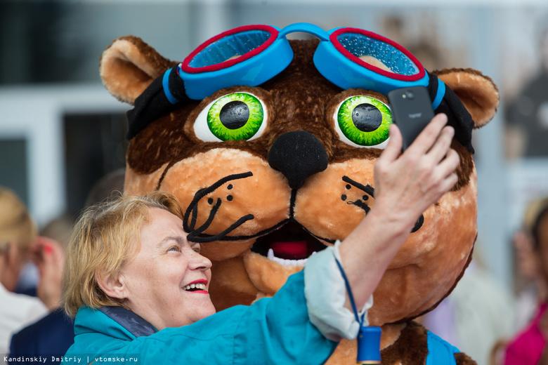 Первенство мира по плаванию в ластах открылось в Томске шествием подводников