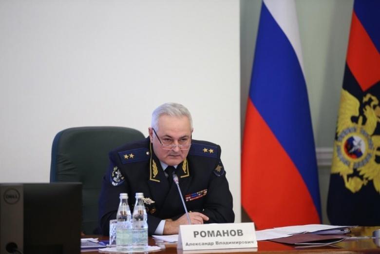 Путин уволил замглавы МВД Романова