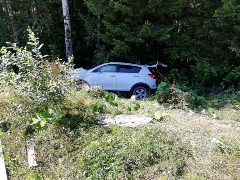 Несовершеннолетний томич пострадал в ДТП на алтайской трассе