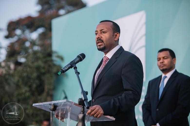 Премьер-министр Эфиопии получил Нобелевскую премию мира