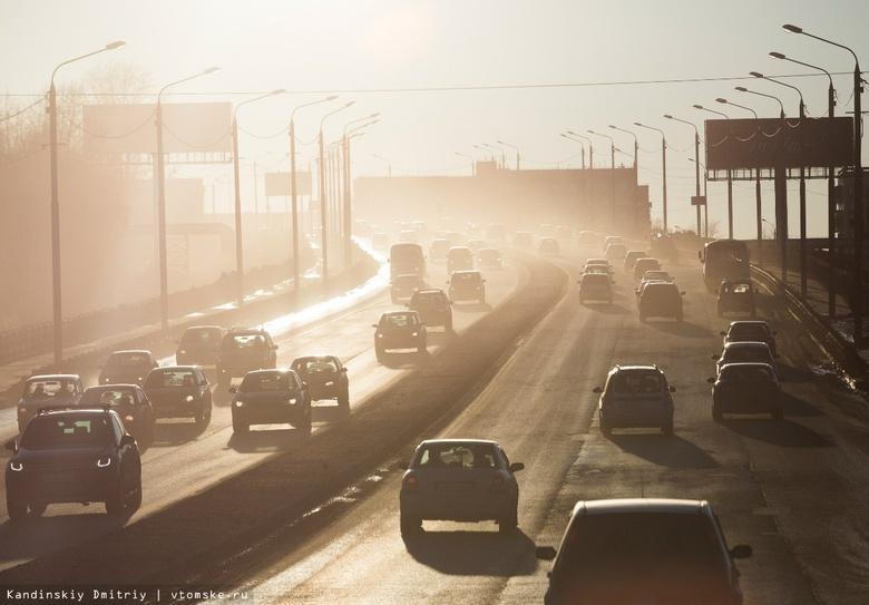 Автонаклейки с призывами глушить двигатель и беречь природу появятся в Томске в 2017г