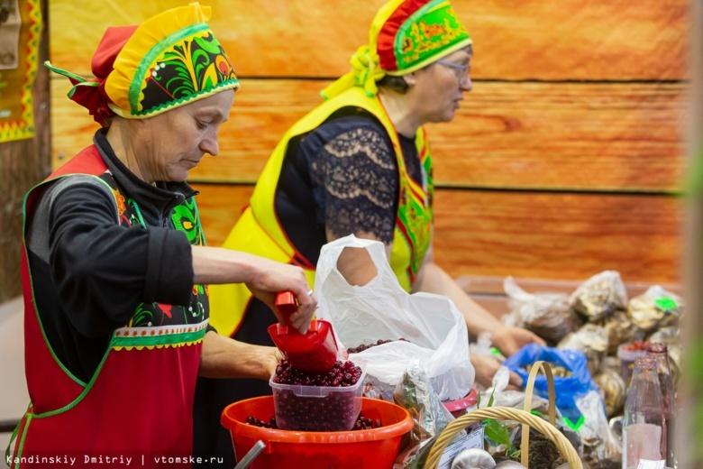 Сладкий сыр, копчености и свежая ягода: чем фермеры удивили томичей на «Золотой осени»