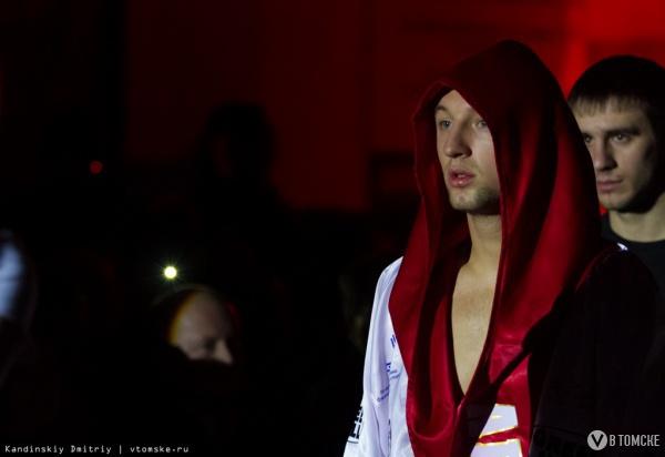 Томич Илья Афонин стал пятикратным чемпионом РФ по кикбоксингу