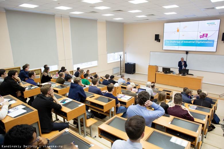 Компания Siemens заинтересовалась проектами и разработками ученых ТПУ