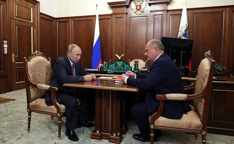 Путин готов обсудить изменения выборной системы РФ