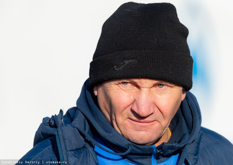 Баскаков: в конце матча «Томи» не хватило мозгов