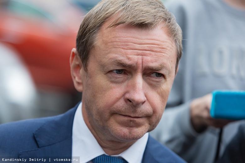 Вячеслав Черноус в 2019г заработал больше всех из заместителей мэра Томска