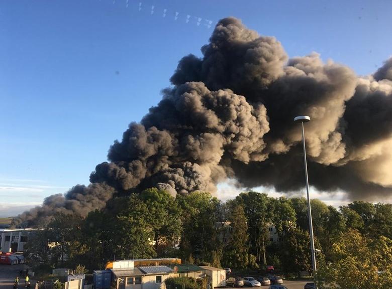 В австрийском городе Линц прогремел мощный взрыв, есть пострадавшие