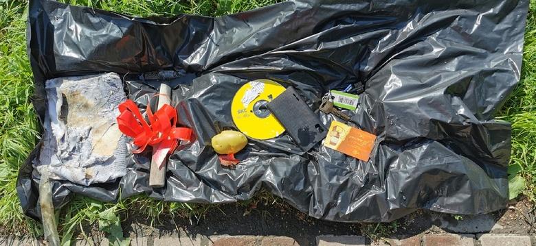 Телефон, ключи, монеты и черепашку нашли томские дайверы при очистке дна Белого озера
