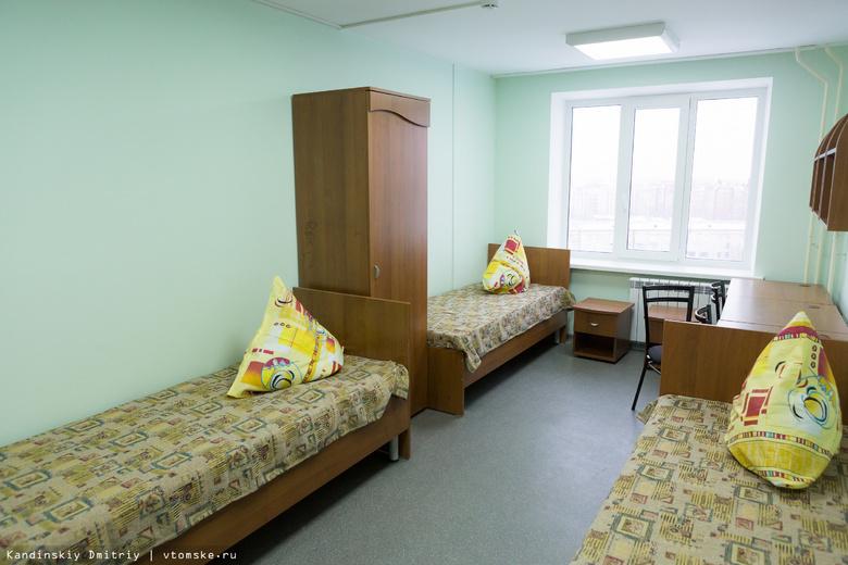 Строительство общежития ТГУ на Аркадия Иванова может завершиться на год раньше