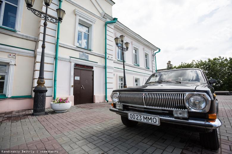 Прокуратура вновь вернула в УМВД дело по факту порчи «Волги» Рукавишникова в Томске