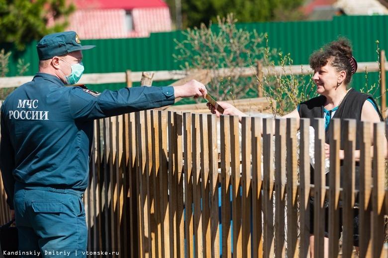 Не дать случиться беде: как в Томской области проходят противопожарные рейды по садовым участкам
