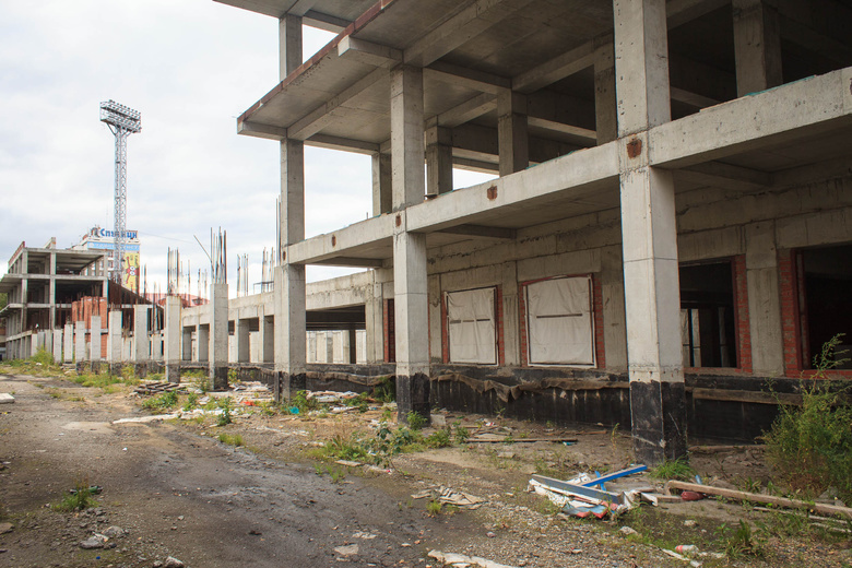 Мэр Томска: судьбу трибуны на «Труде» решат переговоры с инвестором