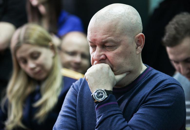 Суд продлил домашний арест экс-главе УМВД по Томской области Митрофанову до сентября
