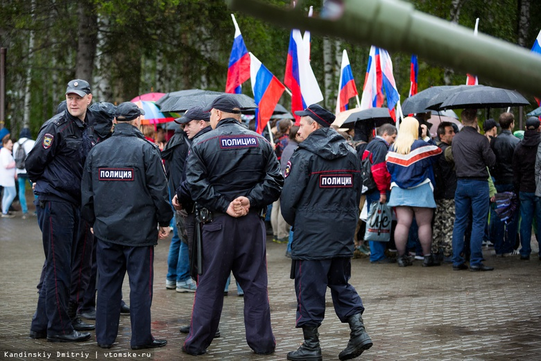 ВПетербурге милиция строго разогнала митинг против пенсионной реформы