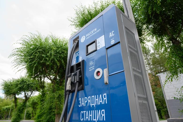 Томская область войдет в программу «Россетей» по созданию сети зарядных станций для электрокаров