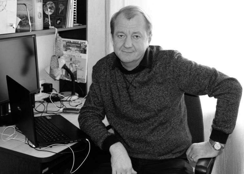 Скончался известный томский журналист Сергей Негодин