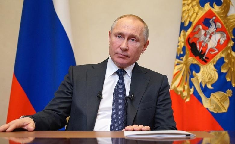 Путин объявил о новом пакете мер по поддержке россиян во время пандемии