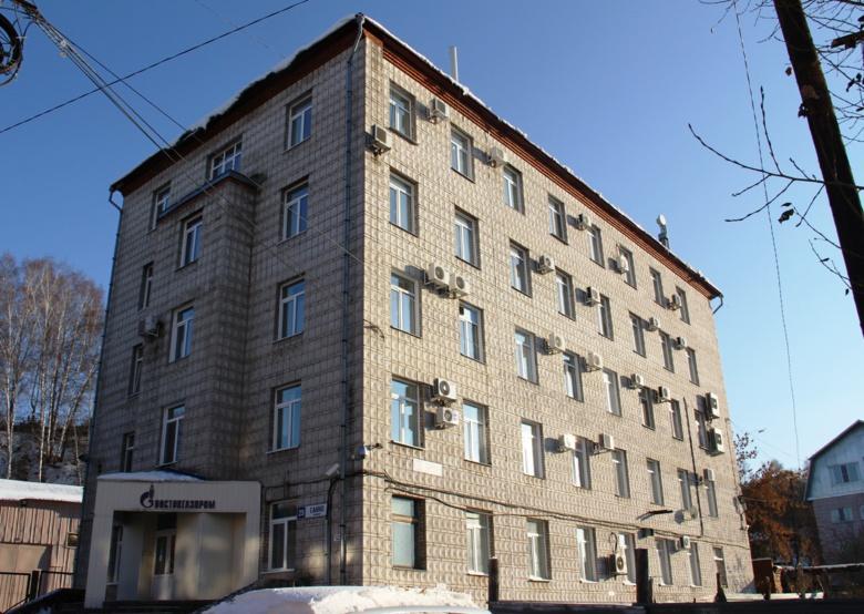 «Востокгазпром» выставил на продажу административное здание на Сакко, 25
