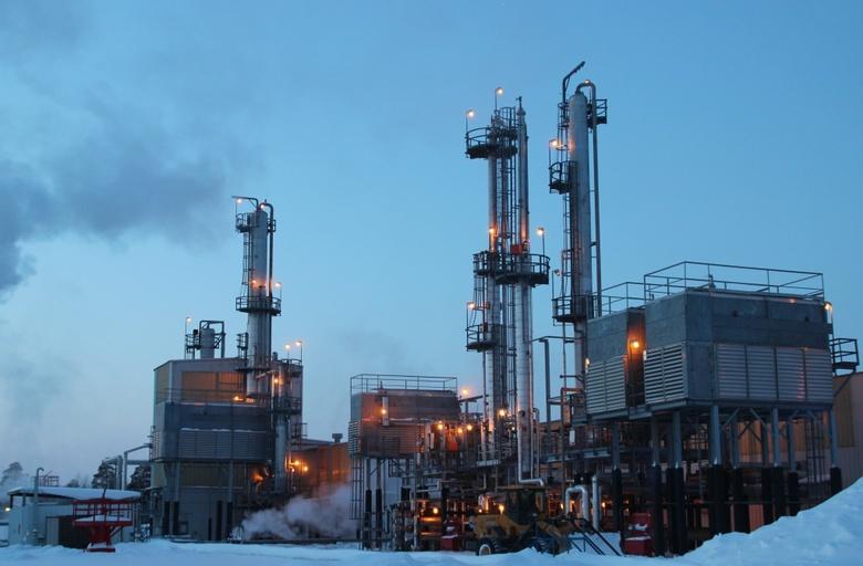 Стрежевской НПЗ «Томскнефти» в2016г увеличил переработку на4,5%