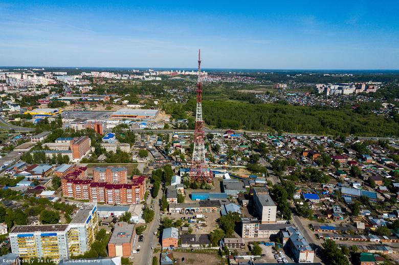 Вещание 11 радиостанций ограничат на 2 недели из-за работ на томской телебашне
