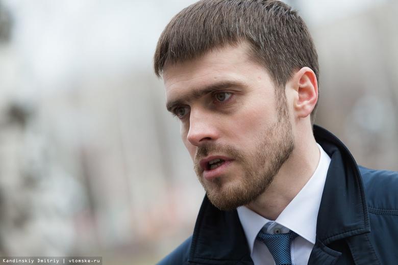 Полиция 2 года расследует уголовное дело экс-заммэра Томска Костюкова