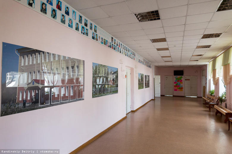 Жвачкин поручил построить в Бакчаре новый корпус школы к 2019г
