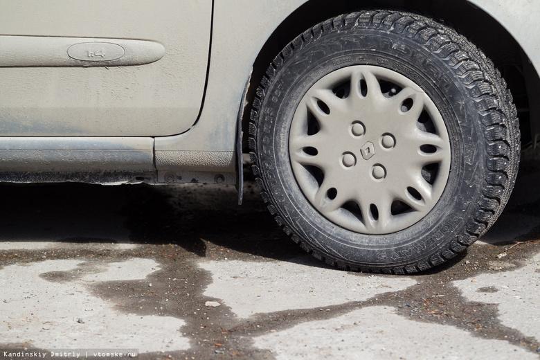 ВТомске шофёр «Лексуса» оставил ребенка вмашине насолнцепеке