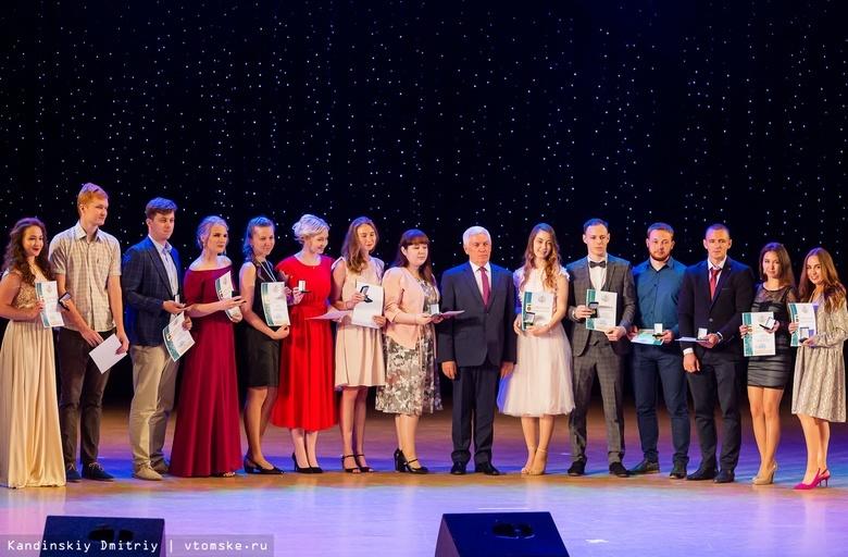 Гордость вуза: более 600 краснодипломников ТПУ получили памятные медали