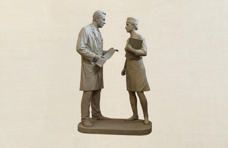 Памятник врачу установят в Томске к весне 2020г
