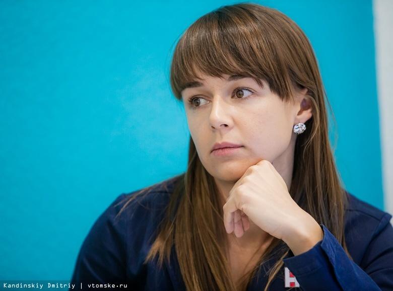 Депутата думы Томска Ксению Фадееву доставили в полицию
