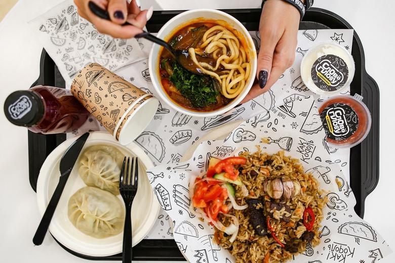 Первый восточный фаст-фуд «СловоПлову» бесплатно накормит томичей
