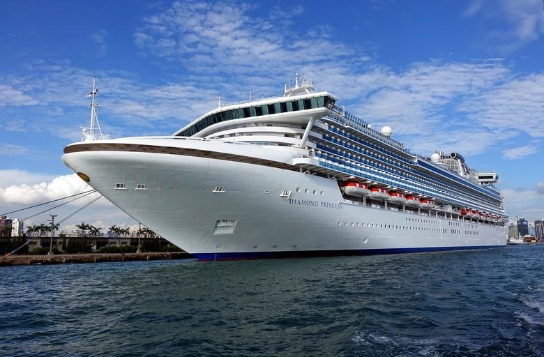 Круизное судноDiamond Princessсняли с карантина
