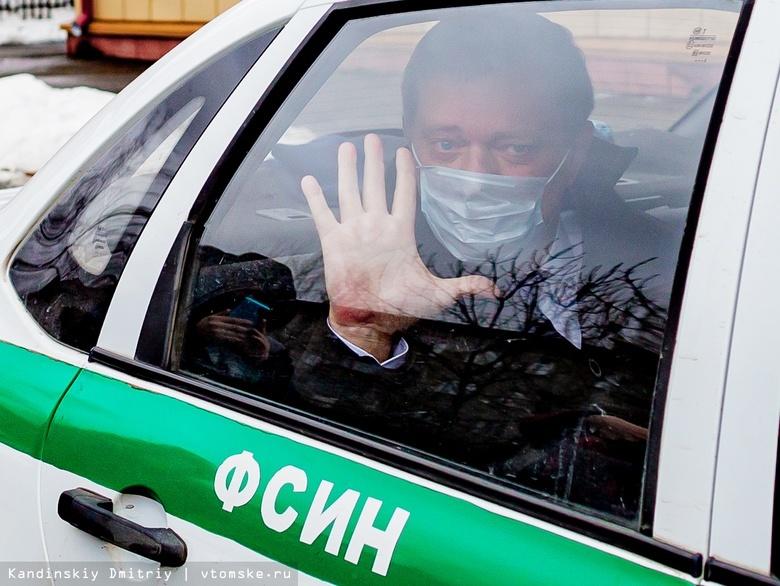 Суд перенес рассмотрение дела мэра Томска Кляйна из-за его операции