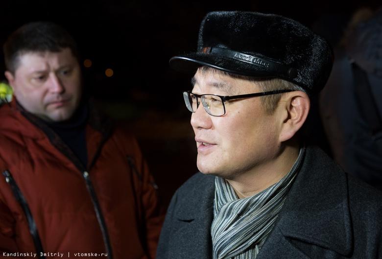 Возглавляемая экс-заммэра Ханом компания займется строительством парковки у аэропорта