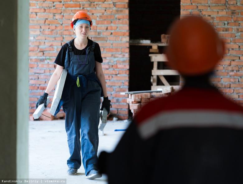 Строители с начала 2018г ввели 265 тыс кв м жилья в Томской области
