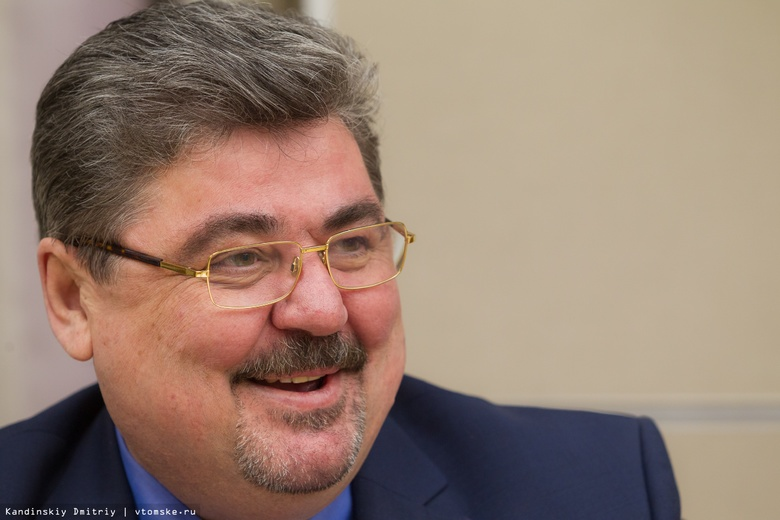 Замгубернатора Томской области по инвестиционной политике и имущественным отношениям Юрий Гурдин
