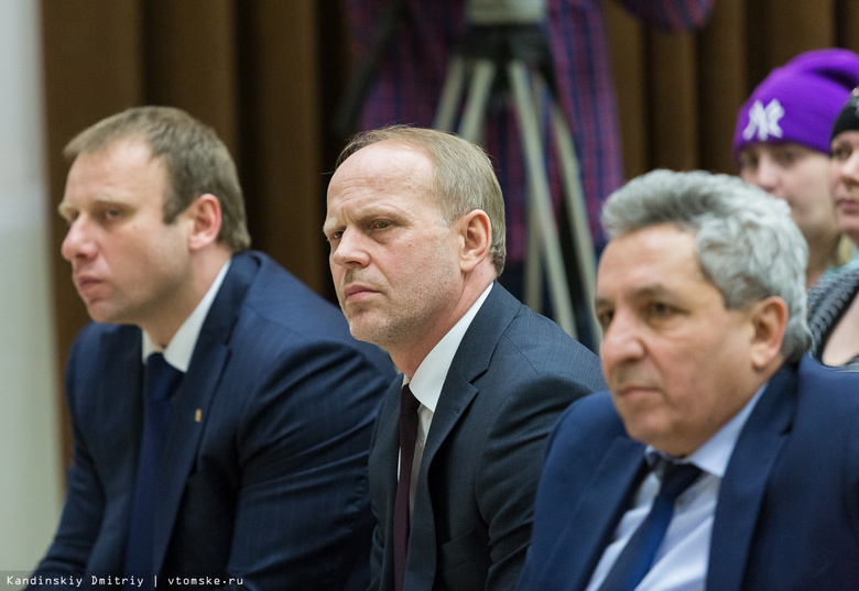 Александр Цымбалюк дал показания по делу экс-мэра Томска Николайчука