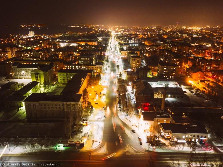 Прирост населения на 1,7 тыс человек зафиксировали в Томской области