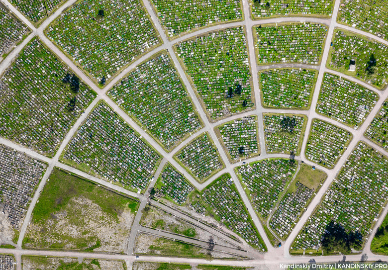 Директор: мест на кладбище в Воронино осталось на 2-3 месяца