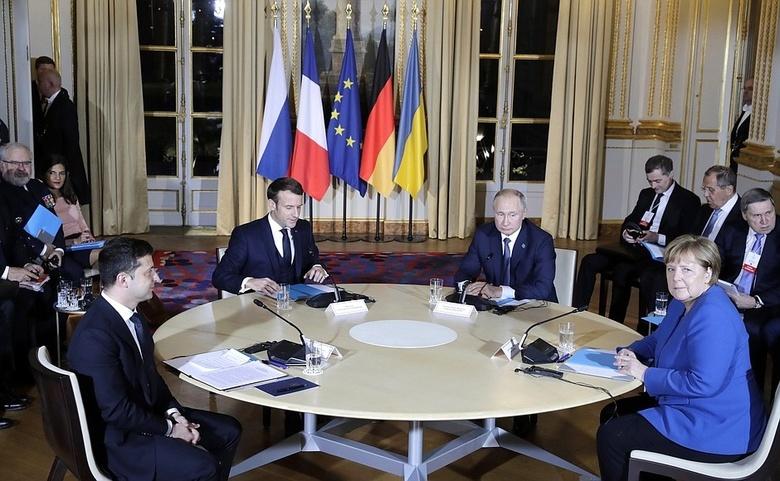 «Нормандский формат»: о чем договорились лидеры РФ, Украины, Франции и Германии