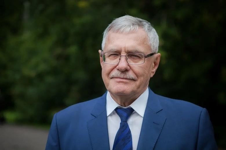 Мэр Стрежевого Валерий Харахорин переизбран на новый срок